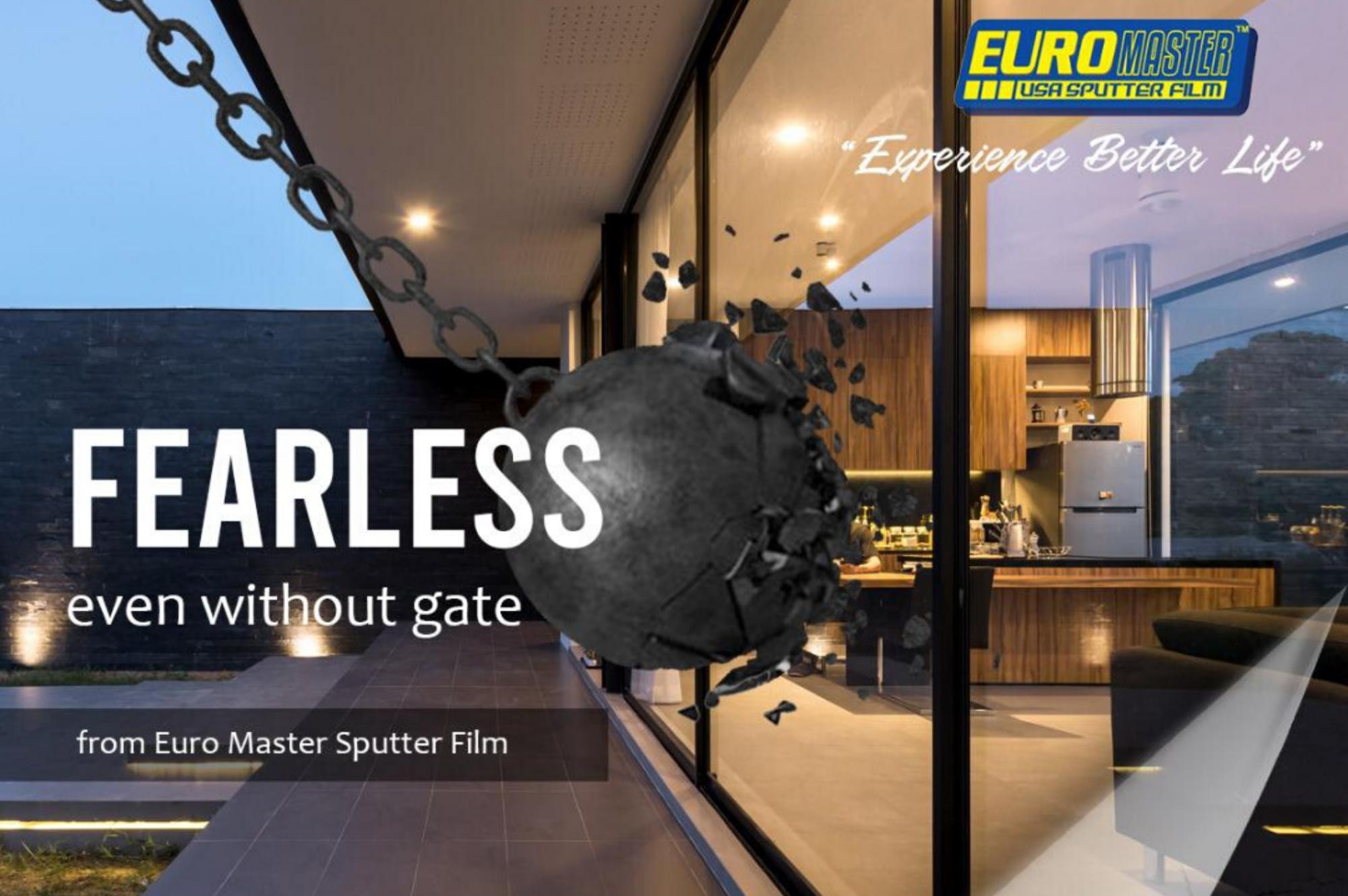 Euromaster USA Sputter Flim